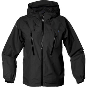 Isbjörn Monsune Hard Shell Jacket Ungdom black